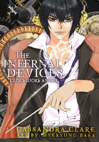 Manga: The Infernal Devices