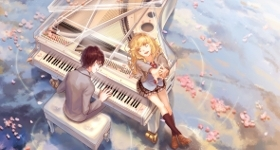 "News: ""Shigatsu wa Kimi no Uso: Sekunden in Moll""-Review: Blu-ray Volume 2 & 3"