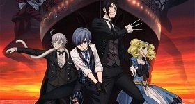 "News: Disc-Releastermin zu ""Black Butler: Book of the Atlantic"" sowie den ""Fairy Tail""-Filmen bekannt"