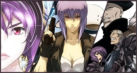 "News: Gewinnspiel – ""Ghost in the Shell"" OVA-Dreierpack – UPDATE"