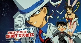 "News: ""Gosho Aoayama's Collection of Short Stories""-Review: Blu-ray von Kazé"