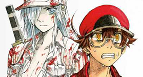 """News: """"Cells at Work! Black""""-Review: Band 1 von Manga Cult"""