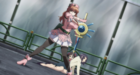 """News: """"Magical Girl Spec-Ops Asuka""""-Review: Blu-ray von peppermint anime"""