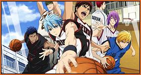 """Gewinnspiel: Gewinnspiel: """"Kuroko's Basketball: 1st Season"""""""