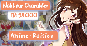 News: [Anime-Edition] Wer soll Charakter Nummer 98.000 werden?