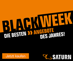 Saturn.de - Black Week
